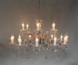 Glazen kroon Maria Theresia 18-L nr 05-4316-17