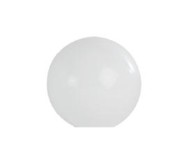 Glazen bol opaal dia 12cm voor kleine fitting met veer nr 1200.00