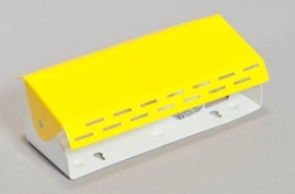 Bedlampje Lano hoekig geel nr 05-1349-03