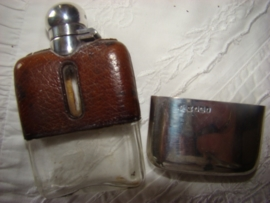 Oude heupfles or old hipflask