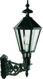 Buitenlamp combinatie wand h78cm serie Nuova nrs 1522+1560