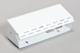 Bedlampje Lano hoekig wit nr 05-1349-31