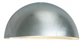 Buitenlamp serie Selva wand 11,5cm gegalvaniseerd nr: 3051
