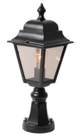 Buitenlamp sokkel serie Quadrana II in 2 kleuren leverbaar nr: FL112