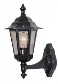 Buitenlamp wand serie Berlusi II in 2 kleuren leverbaar nr: FL124