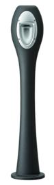 Buitenlamp staand serie Oko Led 6W 1-zijde antraciet nr 10-20301
