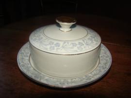 Botervloot Bavaria Elfenbein porcelein.