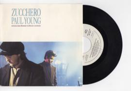 Zucchero Ft. Paul Young met Senza una donna 1991 Single nr S2021970