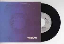 Wham (2 singles sleeve) met The edge of heaven 1986 Single nr S2021860