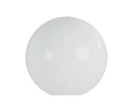 Glazen bol opaal dia 15cm voor kleine fitting met veer nr 1500.00G