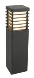 Buitenlamp serie Selham 49cm zwart nr: 3275