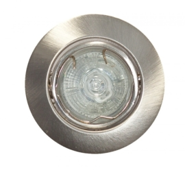 Inbouwspot Belfast 20mm rond kantelbaar staal 05-1171-17