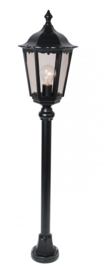 Buitenlamp mast h-100 serie Cartella II in 2 kleuren leverbaar nr: FL2067