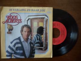 Koos Alberts met Ik verlang zo naar jou 1984 Single nr S20211256