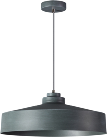 Hanglamp serie Grey d45cm h150cm vintage grijs nr 05-HL4442-99