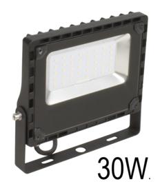 buitenspot tuinspot serie Spotpro ALU zwart LED 30W H20cm nr 363040