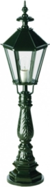 Buitenlamp combinatie mast h96cm serie Nuova nrs 1517+1560