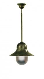 Buitenlamp hang vast h70cm d27cm serie Martiem nr 23804