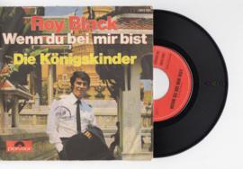 Roy Black met Wenn du bei mir bist 1970 Single nr S2021967