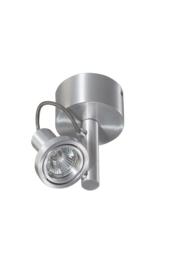 Opbouwspot Sotta 1-L GU10 h-20cm dia-15cm alu nr 05-SP2170-48