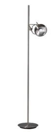 Vloerlamp Head 2.0 1L h163cm staalkleur GU10 nr 05-VL8285-17