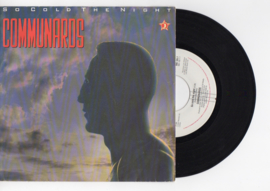 Communards met So cold the night 1986 Single nr S2021625