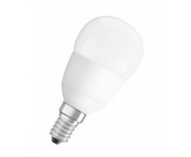 Osram LED kogellamp E14 3,8W/25W mat 2700K dimbaar nr 15-911444