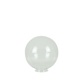 Glazen bol rond helder doorzichtig d-20cm nr2 gr-80mm 2000.55