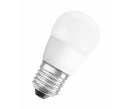 Osram LED kogellamp E27 3,8W/25W mat 2700K dimbaar nr 15-911420