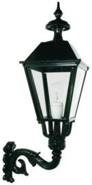 Buitenlamp combinatie wand h72cm serie Nuova nrs 1520+1540