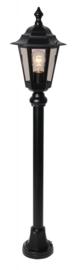 Buitenlamp mast h-93 serie Berlusi II in 2 kleuren leverbaar nr: FL128