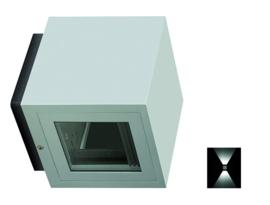 Gevelspot pro 2 zijden licht CDMT 35W Alu grafiet nr 10-321007