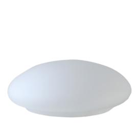 Glazen bol plafonniere glas XL opaal matte kleur nr: 4800.39