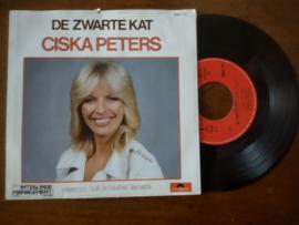 Ciska Peters met De zwarte kat 1981 Single nr S20211255