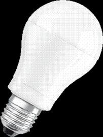 Osram LED standaard E27 9W/60W mat 2700K dimbaar nr 15-911222