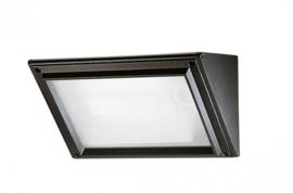 Buitenlamp serie Multipla wand br21cm zwart nr: 5606