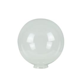 Glazen bol rond helder doorzichtig d-30cm gr-10mm 3000.55