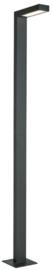 Buitenlamp mast Asker ALU antraciet LED 18W h216cm nr 501360