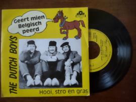 The dutch boys met Geert, mien belgisch peerd 1984 Single nr S20211257