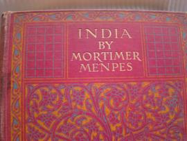 India by Mortimer Menpes.              VERKOCHT