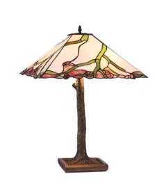 Tiffany tafellamp Tree 44x44cm E27 60w nr T-AD- T6