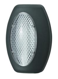 Buitenlamp wand serie Oko E27 1-zijde antraciet nr 10-20303