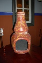Mexicaanse tafelhaard met de hand gemaakt