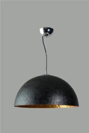 Hanglamp Mezzo Tondo 50cm SHOW zwart/goud nr 05-HL4171-3034GS