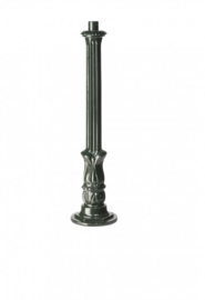 Buitenlamp mast h-85cm antiek groen serie Nuova nr 1504