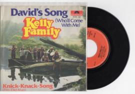 Kelly Family met David's sing 1979 Single nr S2021859