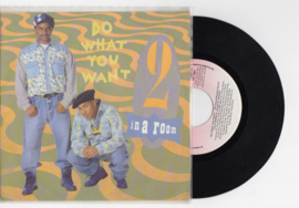 2 in a Room met Do what you want 1991 Single nr S2021964