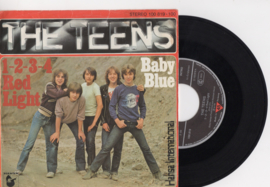 The Teens met 1-2-3-4 Red Light 1979 Sngle nr S2020301