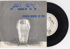 Plat met Mien bier is op 1990 Single nr S2020382
