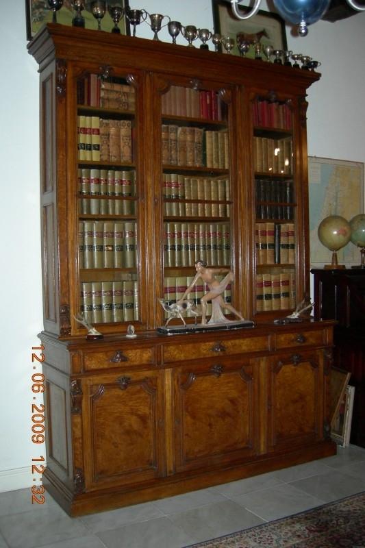 Engelse Boekenkast Glas.Grote Antieke Engelse Boekenkast Oude En Antieke Meubelen